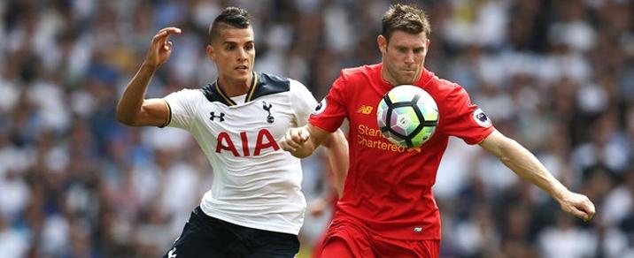 22/10/2017 Tottenham Hostspur vs LiverpoolPremier League