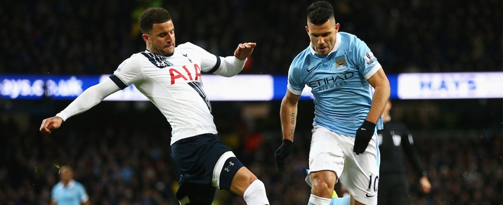 14/04/2018 Tottenham Hotspur vs Manchester CityPremier League