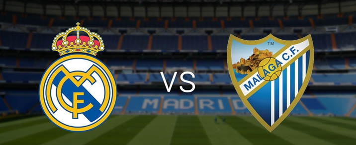 25/11/2017 Real Madrid vs Malaga CFSpanish League