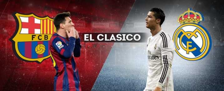 06/05/2018 FC Barcelona vs Real MadridSpanish League