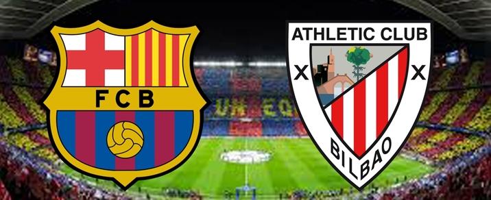 18/03/2018 FC Barcelona vs Athletic Club BilbaoSpanish League