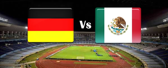 17/06/2018 Germany vs MexicoWorld Cup 2018 - Group Stages