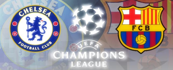 14/03/2018 FC Barcelona vs ChelseaChampions League