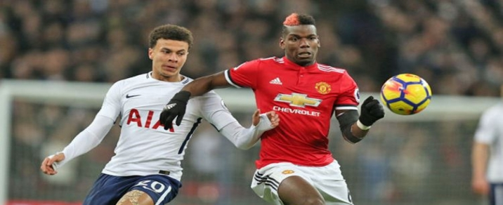 21/04/2018 Manchester United vs Tottenham HotspurFA Cup