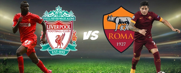 24/04/2018 Liverpool vs AS RomaChampions League