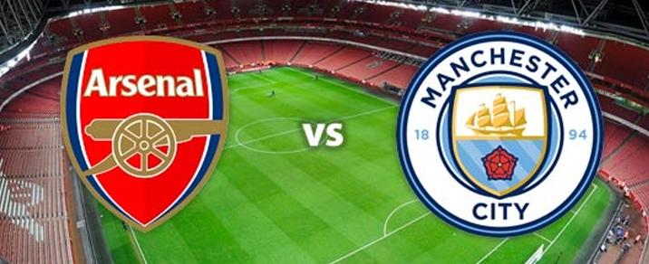 12/08/2018 Arsenal vs Manchester CityPremier League