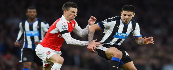 01/04/2019 Arsenal vs NewcastlePremier League