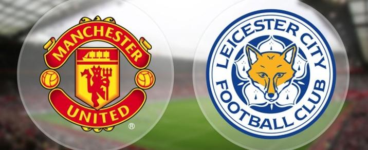 10/08/2018 Manchester United vs Leicester CityPremier League