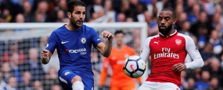 18/08/2018 Chelsea vs ArsenalPremier League