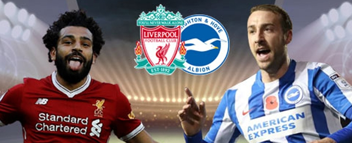 25/08/2018 Liverpool vs BrightonPremier League