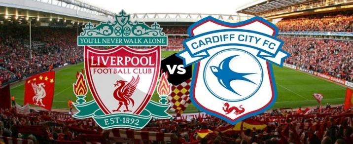 27/10/2018 Liverpool vs Cardiff CityPremier League