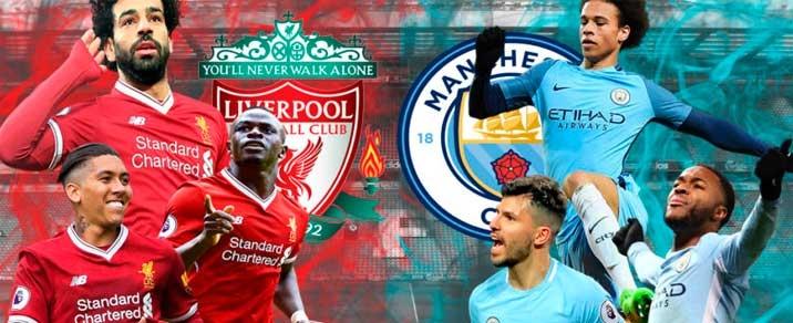 07/10/2018 Liverpool vs Manchester CityPremier League