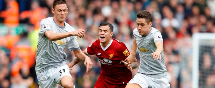 16/12/2018 Liverpool vs Manchester UnitedPremier League