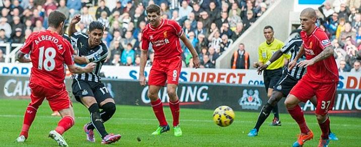 26/12/2018 Liverpool vs NewcastlePremier League
