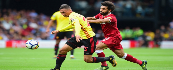 27/02/2019 Liverpool vs WatfordPremier League