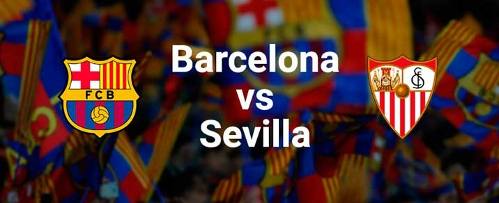 20/10/2018 FC Barcelona vs Sevilla FCSpanish League