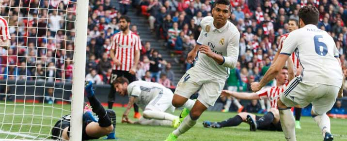 21/04/2019 Real Madrid vs Athletic ClubSpanish League