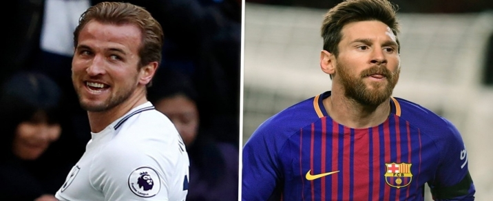 11/12/2018 FC Barcelona vs Tottenham HotspurChampions League