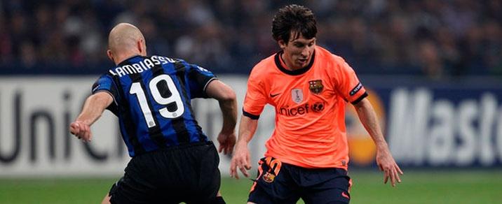 24/10/2018 FC Barcelona vs Inter MilanChampions League