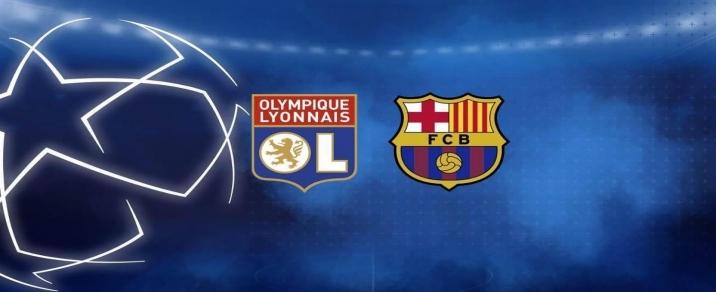 13/03/2019 FC Barcelona vs Olympique LyonnaisChampions League