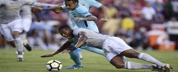 10/04/2019 Manchester United vs FC BarcelonaChampions League