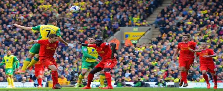 09/08/2019 Liverpool vs Norwich CityPremier League