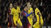 FC Barcelona vs Arsenal