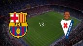 FC Barcelona vs SD Eibar