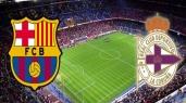 FC Barcelona vs RC Deportivo la Coruña