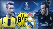 Real Madrid vs FC Borussia Dortmund