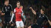 Arsenal vs FC Bayern München