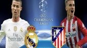 Real Madrid vs Atletico de Madrid