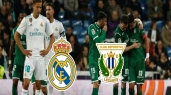 Real Madrid vs CD Leganes