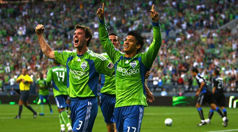 Seattle Sounders Football Tickets
