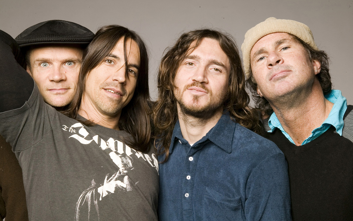 Red Hot Chili Peppers Alternative Rock and Indie Tickets
