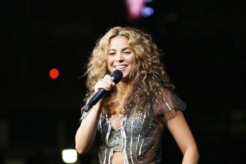 Shakira Rock and Pop Tickets