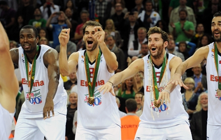 Spain Basketball Tickets