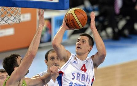 Serbia Basketball Tickets