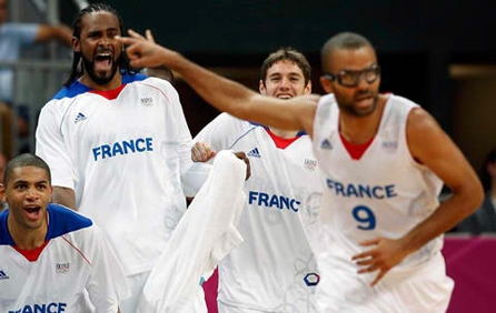 France Basketball Tickets
