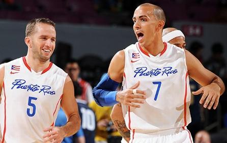 Puerto Rico Basketball Tickets