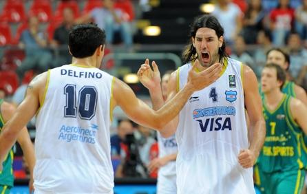 Argentina Basketball Tickets