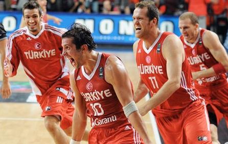 Turkey Basketball Tickets