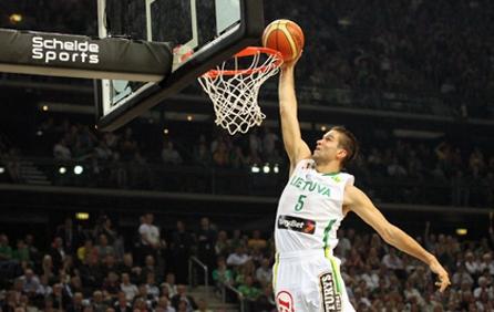 Lithuania Basketball Tickets