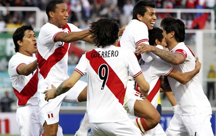 Peru Football Tickets