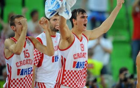 Croatia Basketball Tickets
