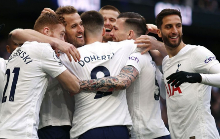 Buy Tottenham Hotspur FC Football Tickets