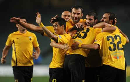 AEK Athens Football Tickets