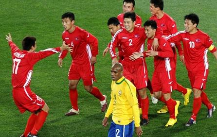Korea DPR Football Tickets