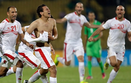 Tunisia Football Tickets