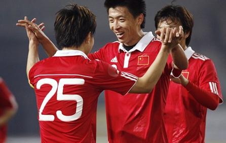 China Football Tickets